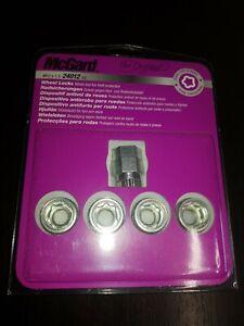 Jeu Dispositif Antivol de roues McGard M12 x 1,5 neuf  24012su
