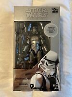 Star Wars Black Series Carbonized Stormtrooper 6-Inch Action Figure SHIPS ASAP