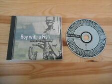 CD Indie Boy With A Fish - Birds Fly Backwards (12 Song) LEFT EAR MUSIC