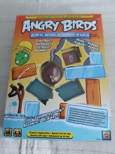 ANGRY BIRDS, auf dünnem Eis