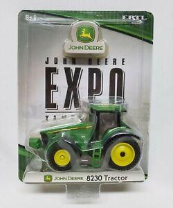 John Deere 8230 Tampa Florida 2006 Expo Tractor 1/64 Scale By Ertl NIP