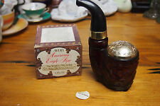 Vintage Avon Decanter Bottle with original Box - 1974 American Eagle Pipe