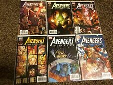 Avengers: The Initiative #8, 9, 10, 11, 12, 13 NM 1st Print