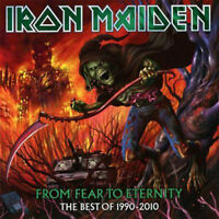 Iron Maiden - da Fear To Eternity The Best Of Nuovo CD