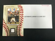 Vintage Sports Card David Wright Authentic Game Used Jersey METS