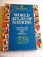 1988 Rand McNally World Atlas of Nations