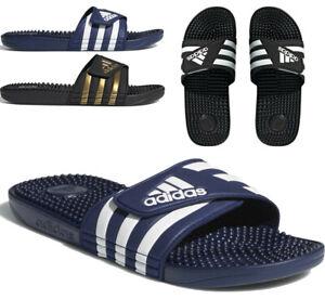 Adidas Mens Sliders Slides Shoes Flip-flops Adilette Slippers Bath Pool Shoe