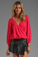 LOVERS + FRIENDS Lovely Long Sleeve Drape Top **SOLD OUT **SZ S LAST ONES **