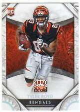 2016 Panini Crown Royale Football Platinum RC /49 #81 Tyler Boyd Bengals