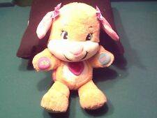 2014 FISHER-PRICE LAUGH AND LEARN SMART STAGES PLUSH PUPPY