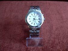 Seiko Kinetic 5M42-0L20 Armbanduhr mit Box