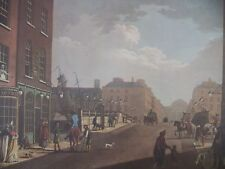 Prints x 6 (1974) of Dublin by James Malton, from c1750-1803 Paintings