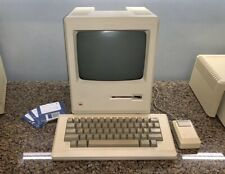Restored - Apple Macintosh 512K Computer!!! - with full 1MB of Memory!