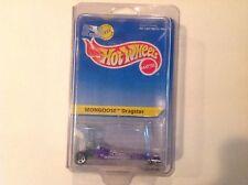Hot Wheels Ltd Ed Mongoose Dragster!  Protecto-pak! MINT! FREE shipping !