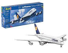 Modellini statici di aerei e veicoli spaziali bianchi per Airbus A380