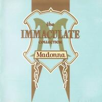 MADONNA the immaculate collection (CD, compilation) greatest hits, best of 1990