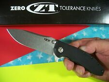 ZERO TOLERANCE usa SLICER 0562 KVT Ball Bearing Opening FLIPPER Kershaw ZT Knife