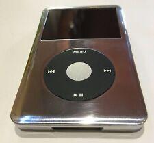 512GB iPod Classic-alluminio lucido - 7th Generazione-Batteria 130 ore Mega