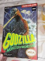 "Godzilla - Video Game Appearance - 12"" Head to Tail Godzilla Action Figure NECA"