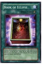 *** BOOK OF ECLIPSE *** TDGS-EN062 MODERATELY PLAYED 3 AVAILABLE!  YUGIOH