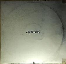 LISTEN ! GEORGE OHTSUKA / Maracaibo Cornpone ! Japanese Free Jazz / PAP-9122