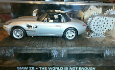 James bond car collection BMW Z8 , The World is not enough