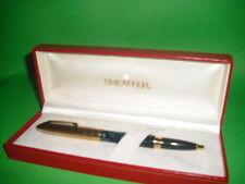 ROLLER SHEAFFER SERIE CREST OPALITE GREEN 596 ANNO 1996