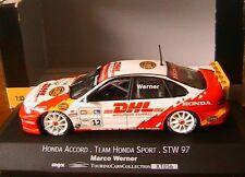 HONDA ACCORD #12 TEAM SPORT STW 1997 MARCO WERNER ONYX XT056 1/43 TOUREN WAGEN