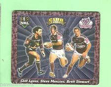 2008  RUGBY LEAGUE  TAZO  #68  CLUB LEGENDS,  MANLY SEA EAGLES