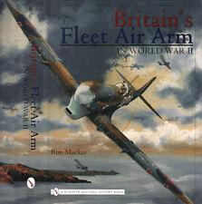 Britain's Fleet Air Arm in World War II over 300 b/w photos, color profiles