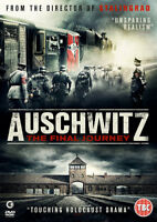 Auschwitz - The Final Journey DVD (2017) cert tc ***NEW*** Fast and FREE P & P