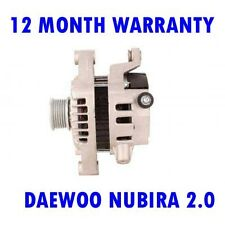 DAEWOO NUBIRA 2.0 16V 1997 1998 1999 2000 2001 2002 2003 - 2015 ALTERNATOR