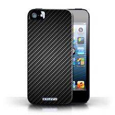Étuis, housses et coques iPhone SE en fibre de carbone pour téléphone mobile et assistant personnel (PDA) Apple