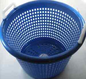 XFS05FA9002 Polyéthylène Poisson Crevette Panier Bleu