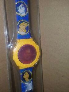 Disney Pocahontas Fantasma Digital Wristwatch Watch One Size Mint Sealed New