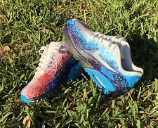 """Custom Painted Air Max 90 """"One Of A Kind"""" Hand Painted Size 7Y Women's 8.5"""