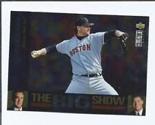 1997 COLLECTORS CHOICE The Big Show ROGER CLEMENS