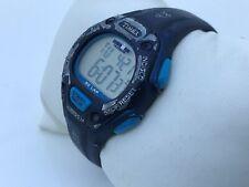 Timex Ironman Triathlon Watch Sport Digital Wrist Watch Water Resistant 30 Lap