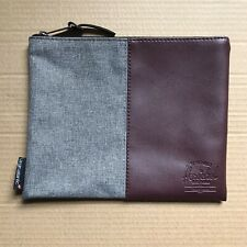 Herschel Supply Co. Business Class Zip-Up Travel Bag For Toiletries/Small Items