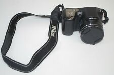 Nikon COOLPIX L100 10.0MP Digital Camera Black