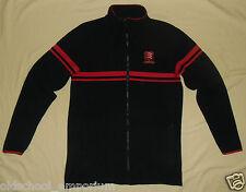 Essex County Cricket Club / SURRIDGE - zip-up fleece Top / Sweatshirt. Size: S