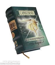 "signo Capricornio new collectible small 2.65"" tall book easy to read in spanish"