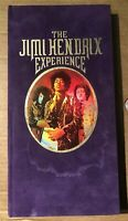 Jimi Hendrix - Experience (CD And DVD Box Set 2000) Missing 2 Cds