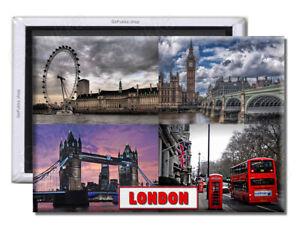 London England UK – Souvenir Fridge Magnet