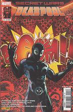 SECRET WARS DEADPOOL N° 3 Marvel France Panini comics