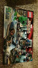 LEGO 6868 HULK'S HELICARRIER BREAKOUT NEW IN BOX