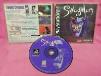 Swagman -  Playstation 1 2 PS1 PS2 Game Complete Authentic Working 1 Owner