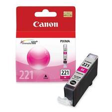 Canon Dye Ink Cartridge 510 Page Yield Magenta CLI221M