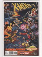 X-men '92 Volume 2 #1 animated series Wolverine Gambit Rogue Storm Cyclops 9.6