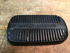 36964-67 - HARLEY BREMSPEDALGUMMI - GEBRAUCHT  PANHEAD EARLY SHOVEL LATE SHOVEL